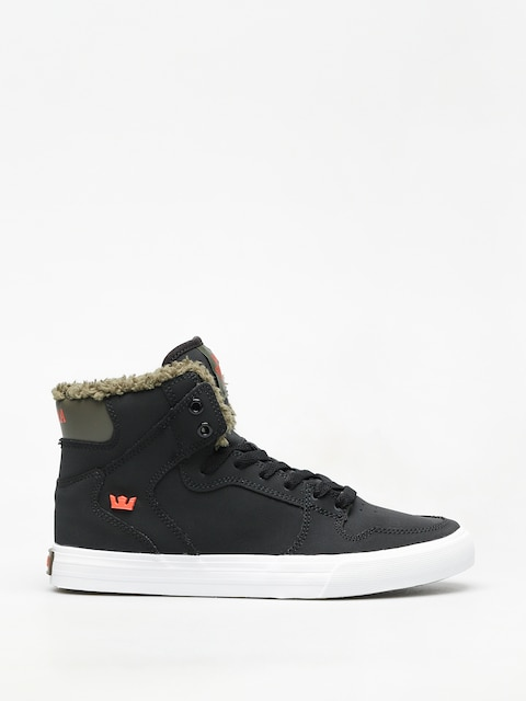 Topánky Supra Vaider (black/olive night white)