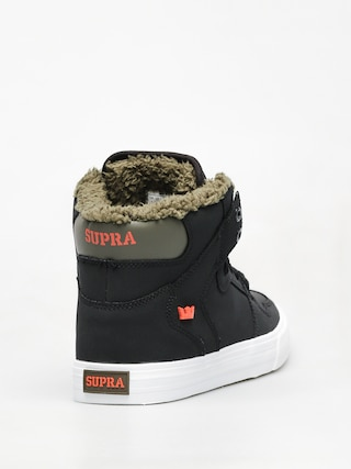 Zimné topánky Supra Vaider (black/olive night white)