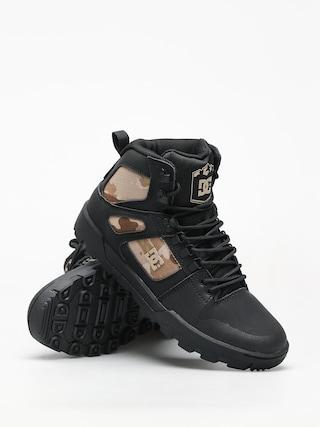 Topánky DC Pure Ht Wr (black camo)