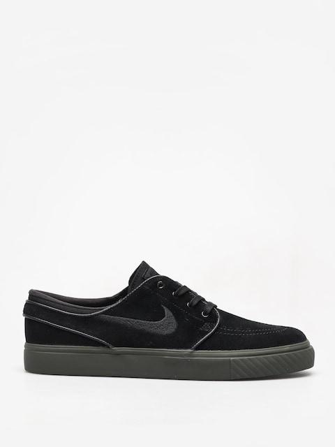Topánky Nike SB Sb Zoom Stefan Janoski (black/black sequoia)