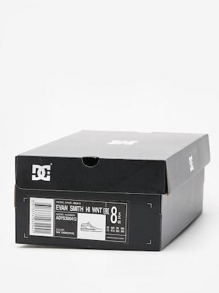 Topánky DC Evan Hi Wnt (tan camo)