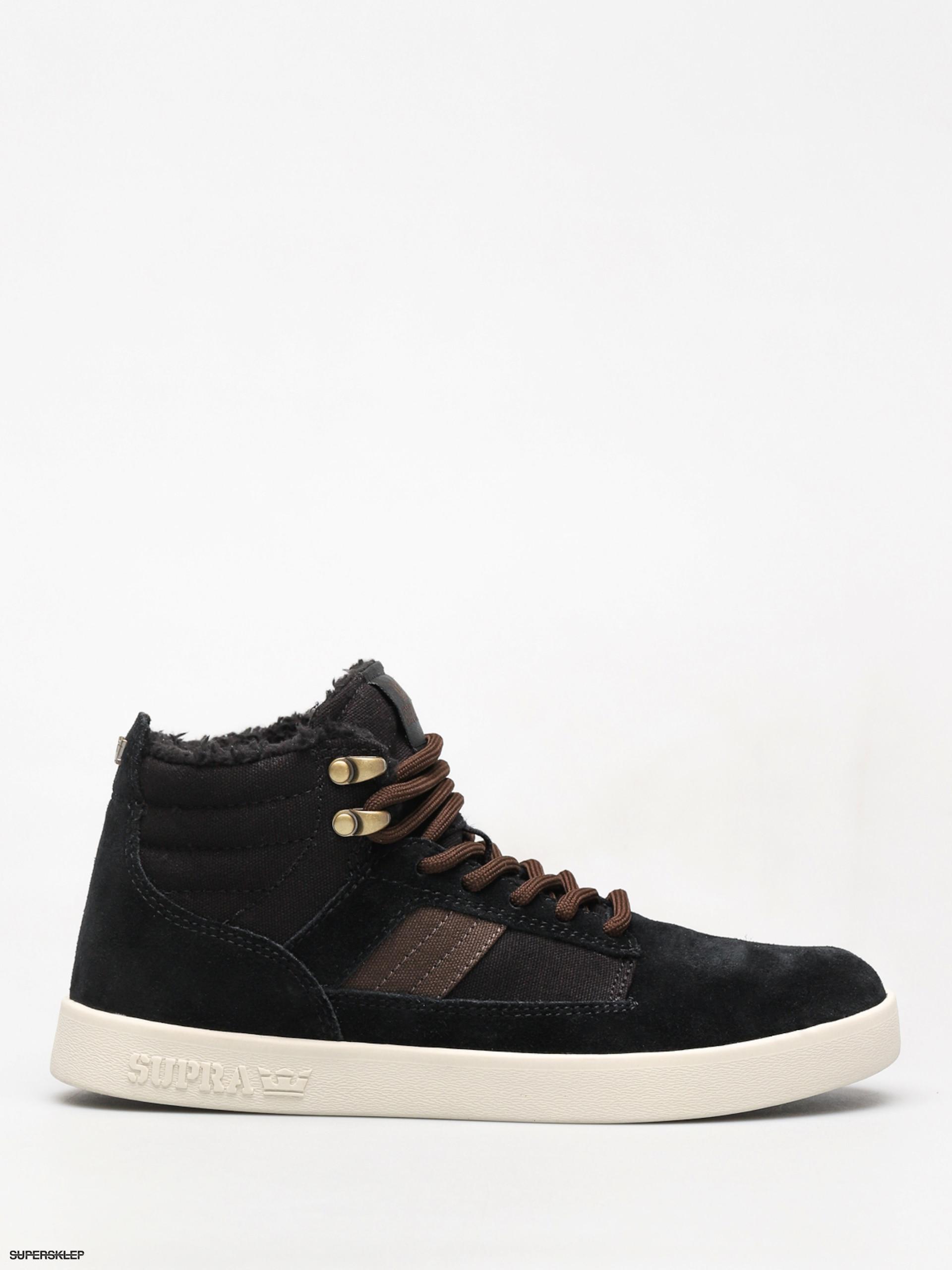 fb6ed18479ba8 Zimné topánky Supra Bandit (black bone)