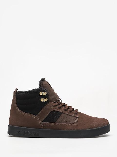 Zimné topánky Supra Bandit (demitasse black)