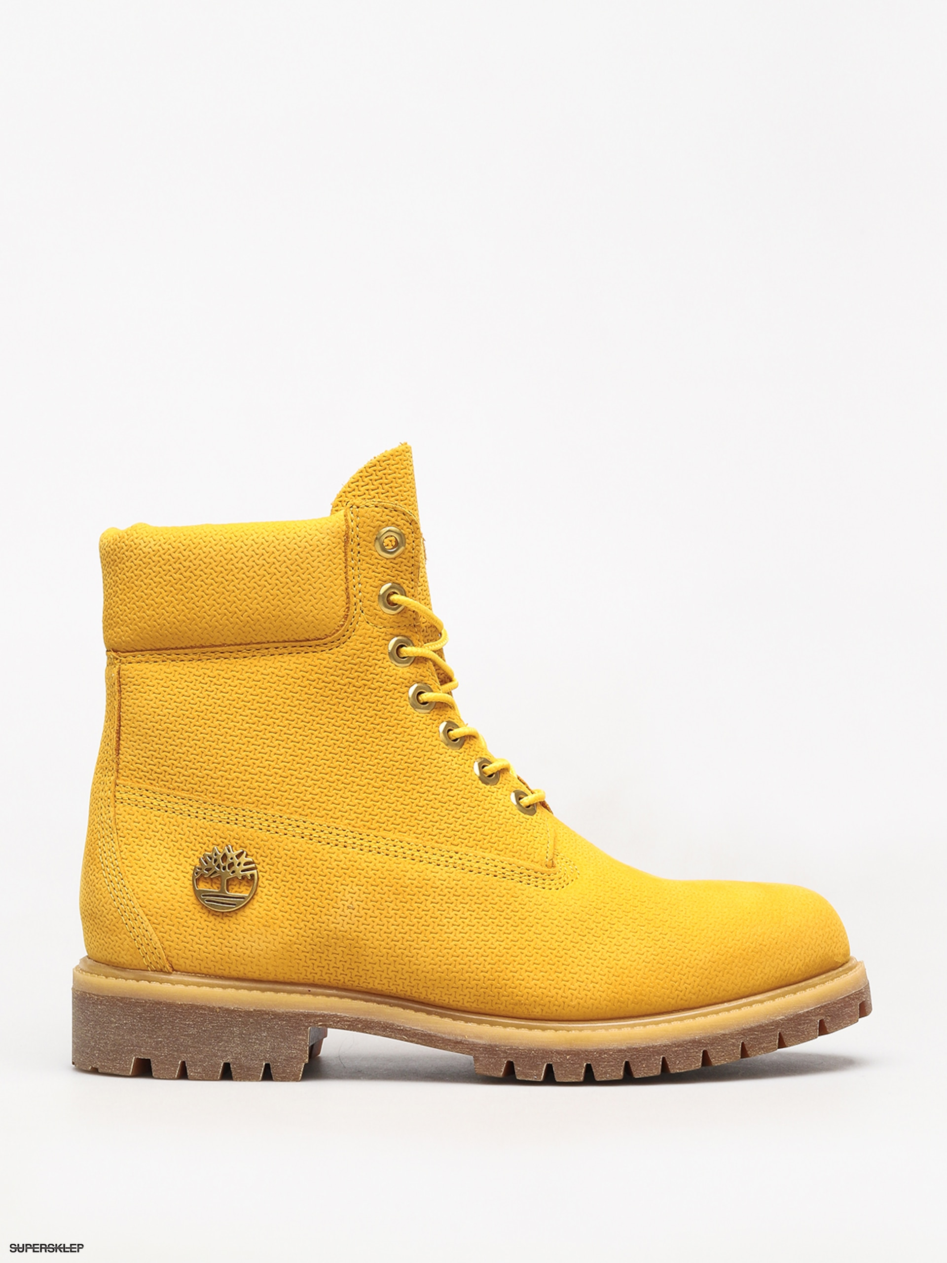 Zimné topánky Timberland 6 Premium (old gold) bd9770b67eb