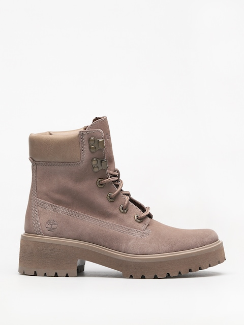 Zimné topánky Timberland Carnaby Cool 6 In Wmn (taupe suede)