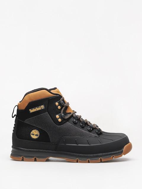 Zimné topánky Timberland Euro Hiker Shell Jacquard (black)