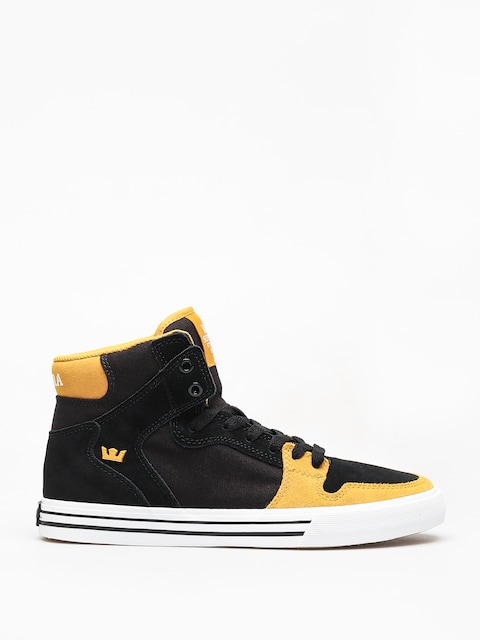 Topánky Supra Vaider (black/golden white)