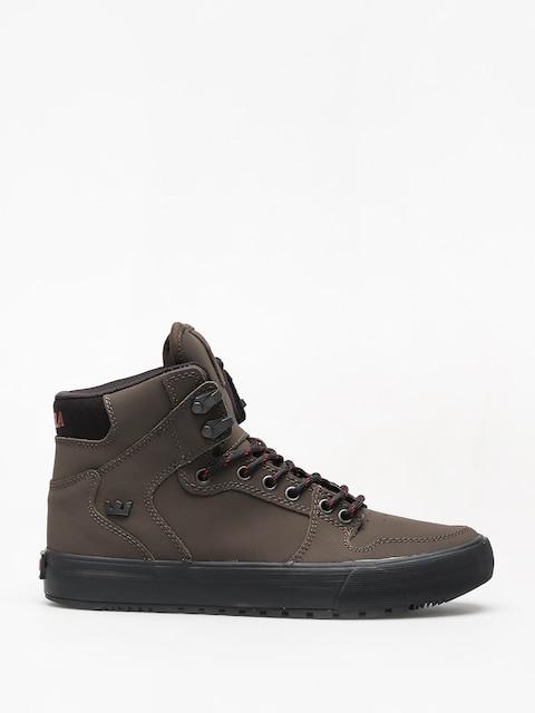 Zimné topánky Supra Vaider Cw (demitasse black)