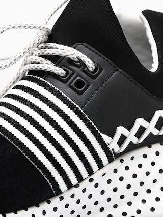 Topánky Supra Catori Wmn (black/white polka dot)