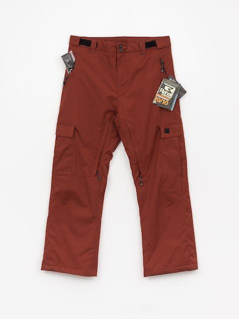 Snowboardové nohavice Rehall Dexter R (brave red)