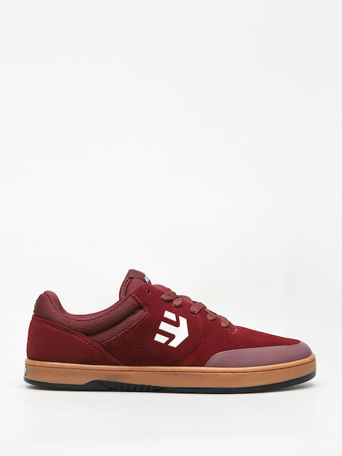 Topánky Etnies Marana (burgundy/tan/white)