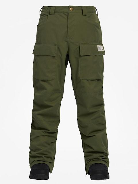 Snowboardové nohavice Analog Mortar (dusty olive)
