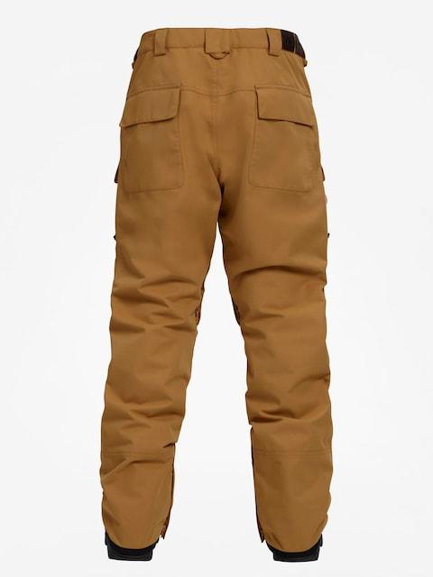 Snowboardové nohavice Analog Mortar (camel)