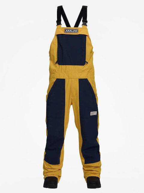 Snowboardové nohavice Analog Ice Out Bib (flshbk/modigo)