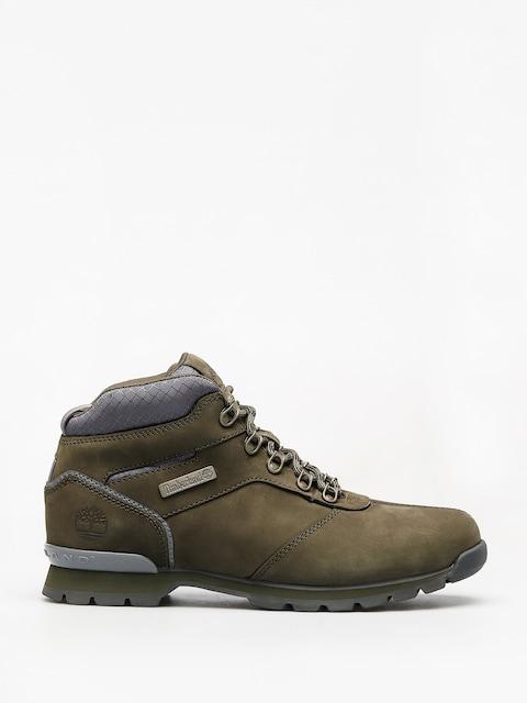 Zimné topánky Timberland Splitrock 2 (grape leaf)