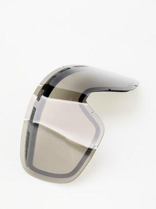 Sklá pre okuliare Dragon D1 (lumalens dark smoke)