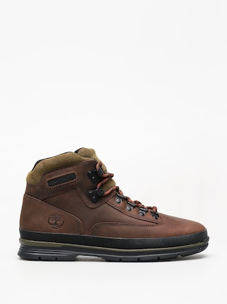Zimnu00e9 topu00e1nky Timberland Euro Hiker Sf Leather (potting soil)