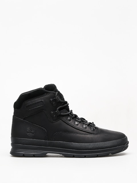 Zimné topánky Timberland Euro Hiker Sf Leather (black)
