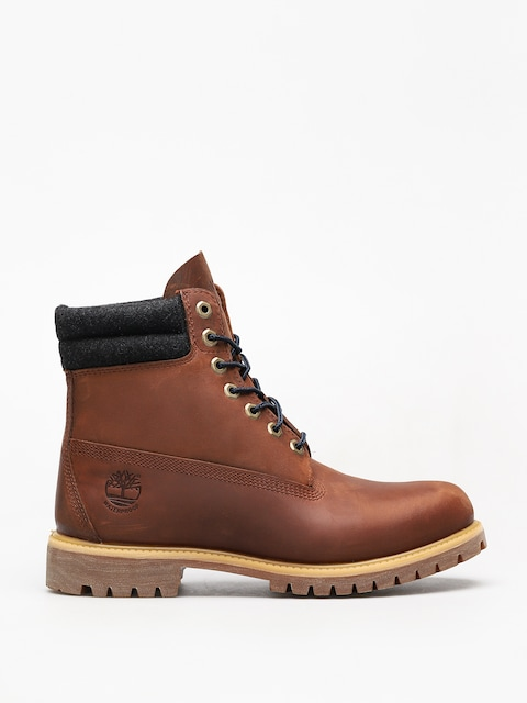 Zimné topánky Timberland 6 In Double Collar (rawhide)