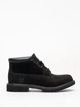 Zimné topánky Timberland Nellie Chk Lthr Sd Nwp Wmn (black)