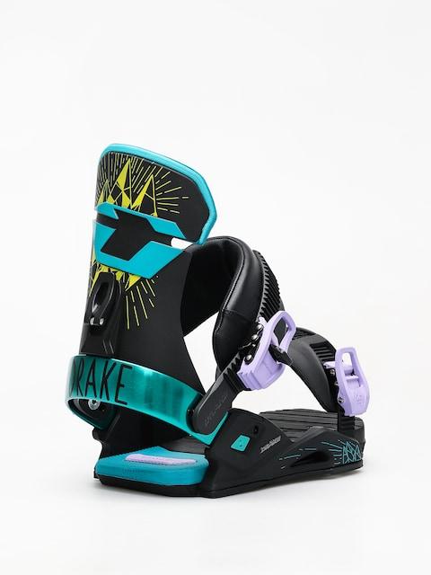 Snowboardové viazanie Drake Dl Wmn (black)