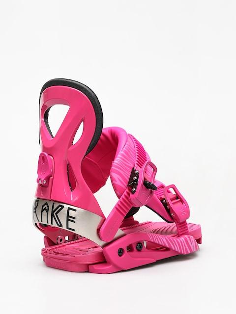 Snowboardové viazanie Drake Jade Wmn (pink)