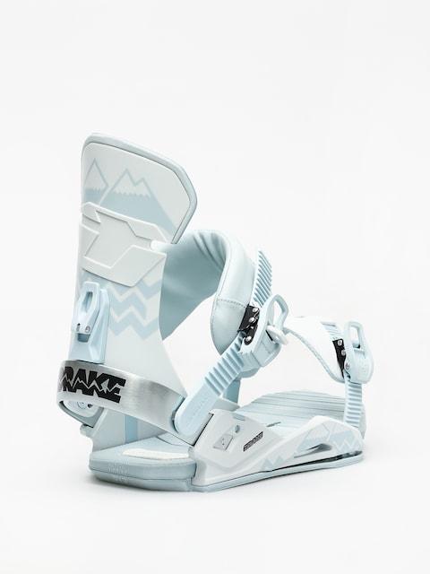 Snowboardové viazanie Drake Reload (ice grey)