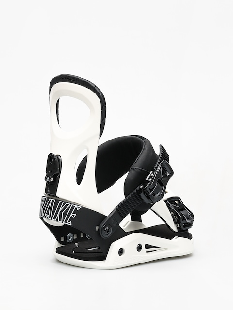Snowboardové viazanie Drake King (white)