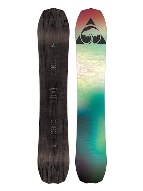 Snowboard Arbor Brayan Iguchi Pro Camber (multi)