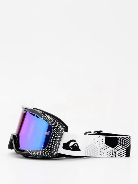 Okuliare na snowboard Quiksilver Fenom Ml (black)