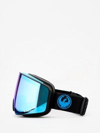Okuliare na snowboard Dragon PXV (split/lumalens blue ion/lumalens amber)