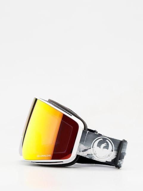 Okuliare na snowboard Dragon PXV (realm/lumalens red ion/lumalnes amber)