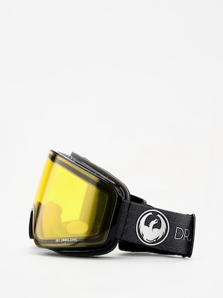 Okuliare na snowboard Dragon PXV (echo/photochromic yellow)