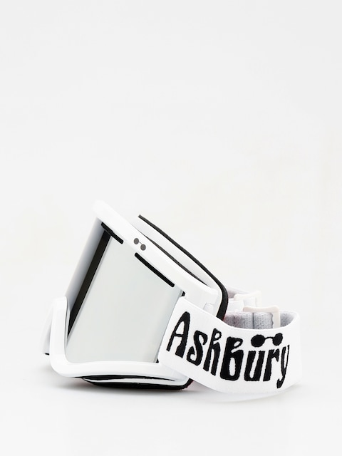 Okuliare na snowboard Ashbury Blackbird (white)