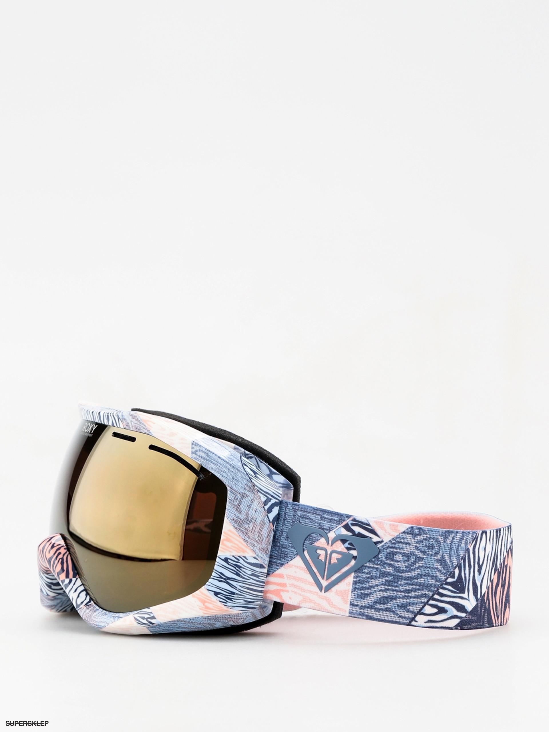 2d2155f22 Okuliare na snowboard Roxy Sunset Art Wmn (animal geo)