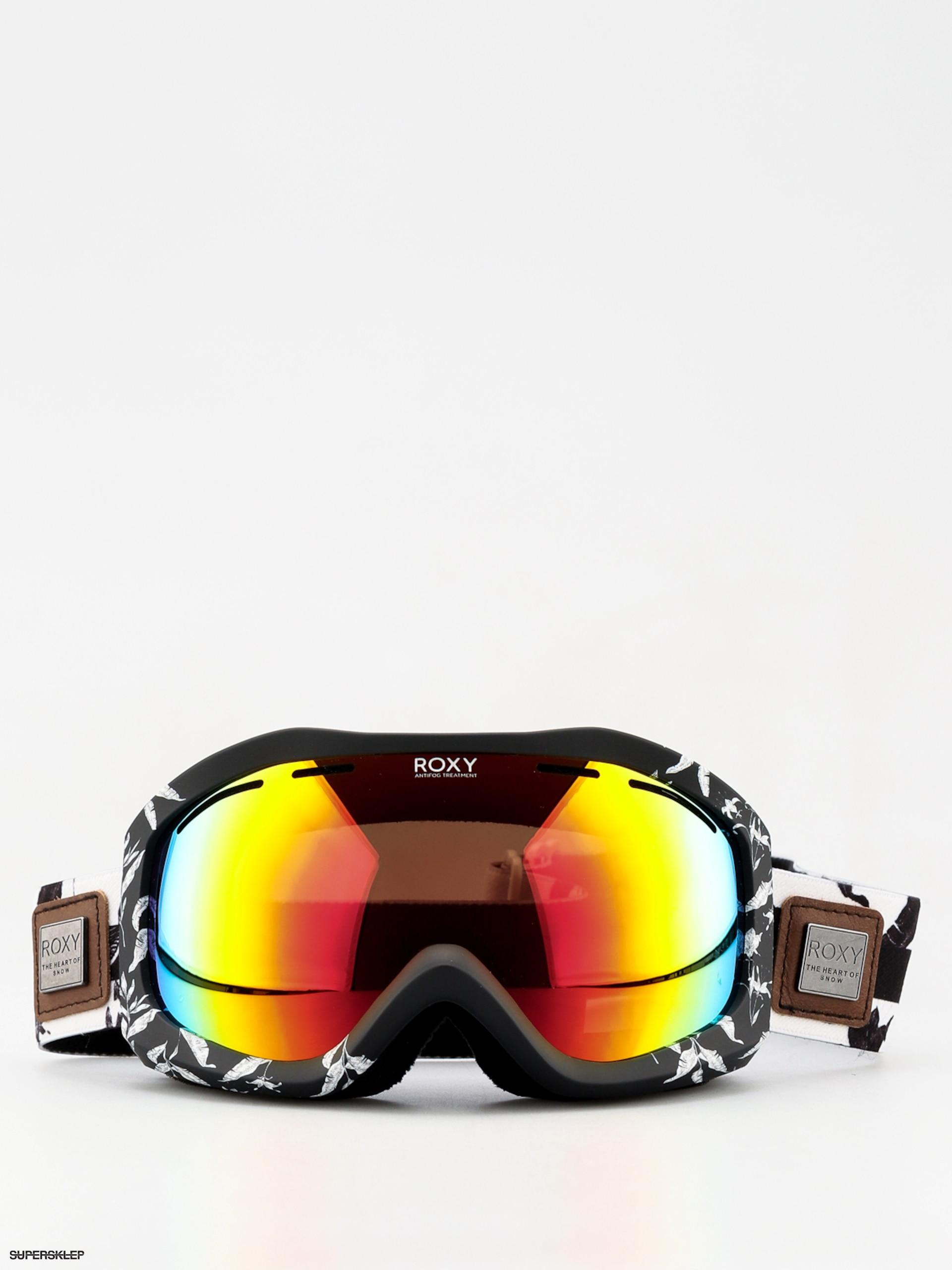 fe425ddfc Okuliare na snowboard Roxy Sunset Art Wmn (love letter)