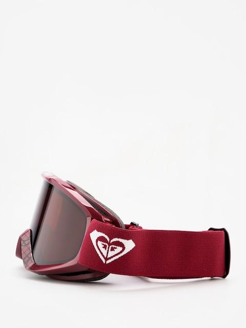 Okuliare na snowboard Roxy Day Dream Wmn (beet red)